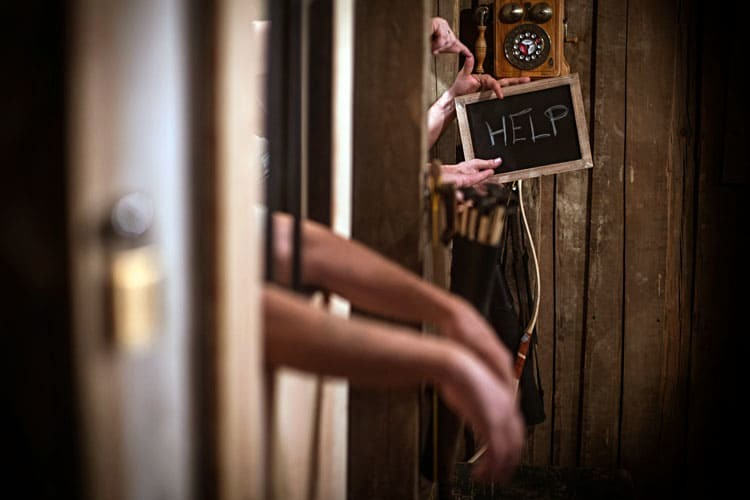 WESTERN JAILBREAK - Das Escape Game im Wilden Westen